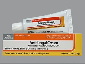 The Use Of Anti-fungal Ointment?