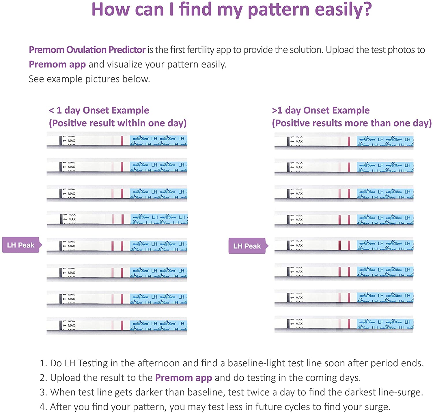 Fertility Test Results With A Negative Ovutest Test, Why?
