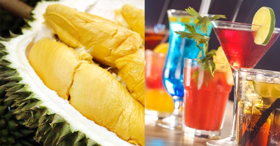 Why Consume Durian Can Cause Motion Sickness?