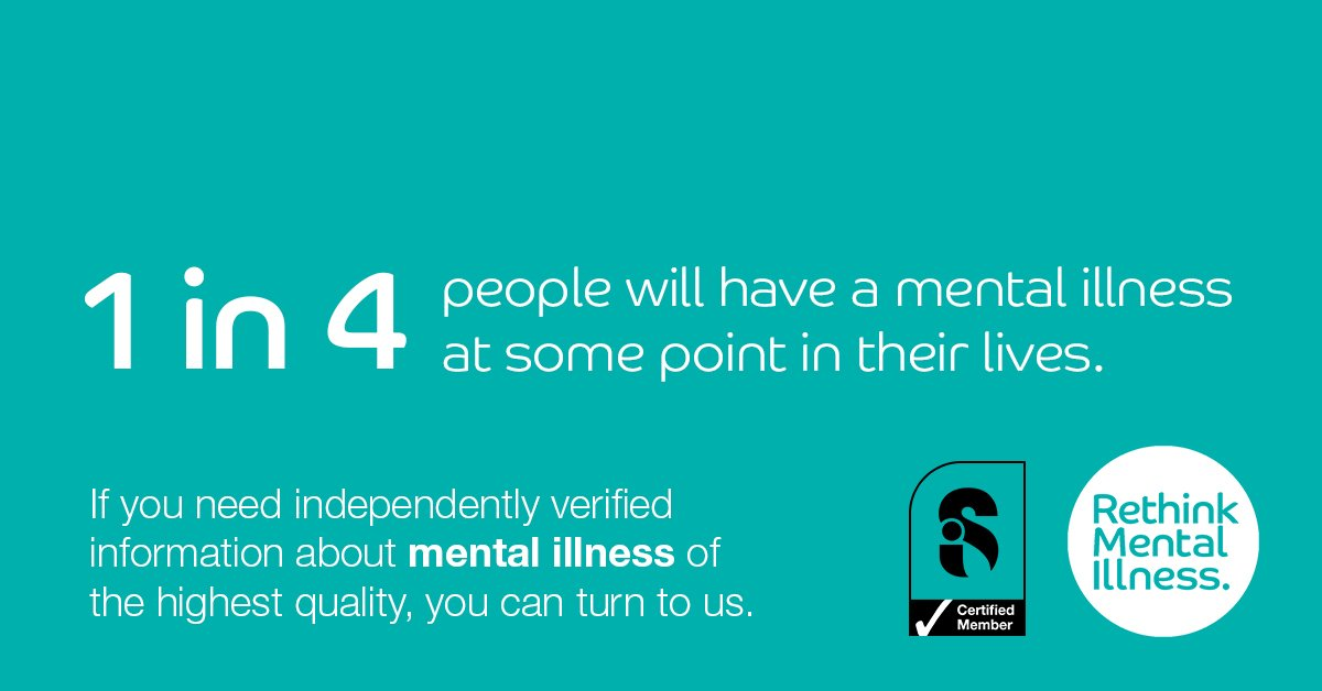 Cause People Who Experience Mental Disorders Never Feel Sick?