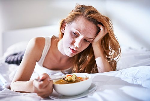 Headache After Eating A Cake Mixed With A Lot Of Vanilla?