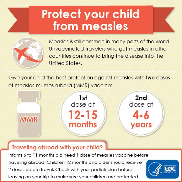 Do 2 Year Olds Need To Continue The Measles Vaccine Again?