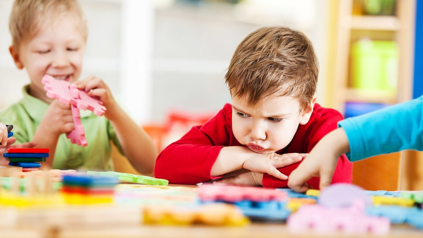 Difficult To Socialize In Children Aged 5 Years?