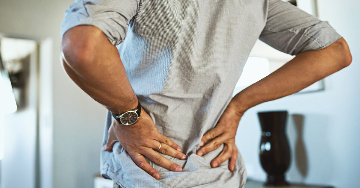 Back Pain Such As Being Pulled And Shortness Of Breath?