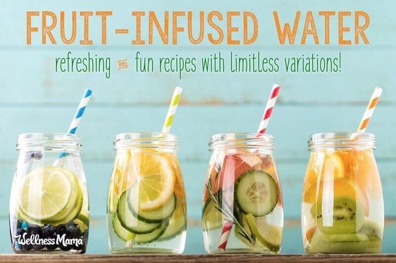 Vegetables Suitable For Infused Water?