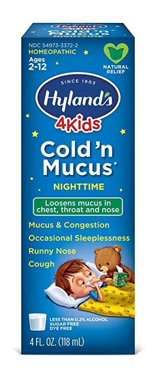 Cough Colds In Children Aged 2 Years?