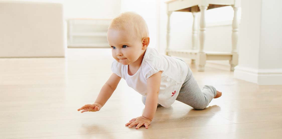 The Ability To Move Infants Aged 7 Months.?