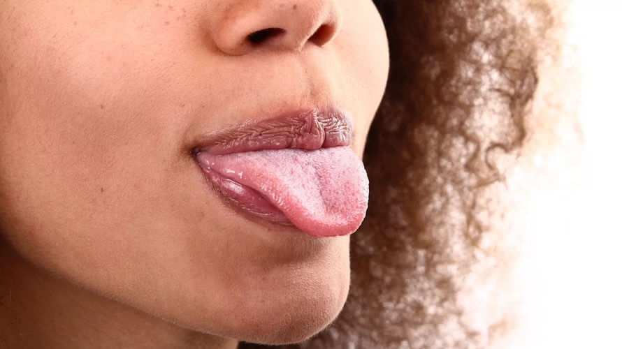 Pain In The Tip Of The Vein Under The Tongue?