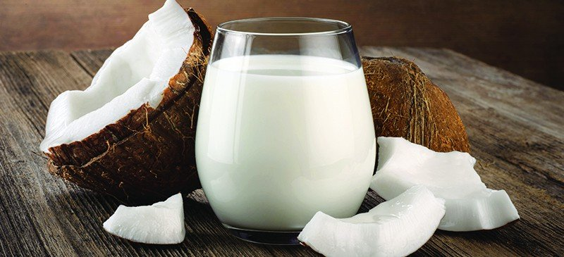 Interaction Of Coconut Milk And Drinks Containing Vitamin C?