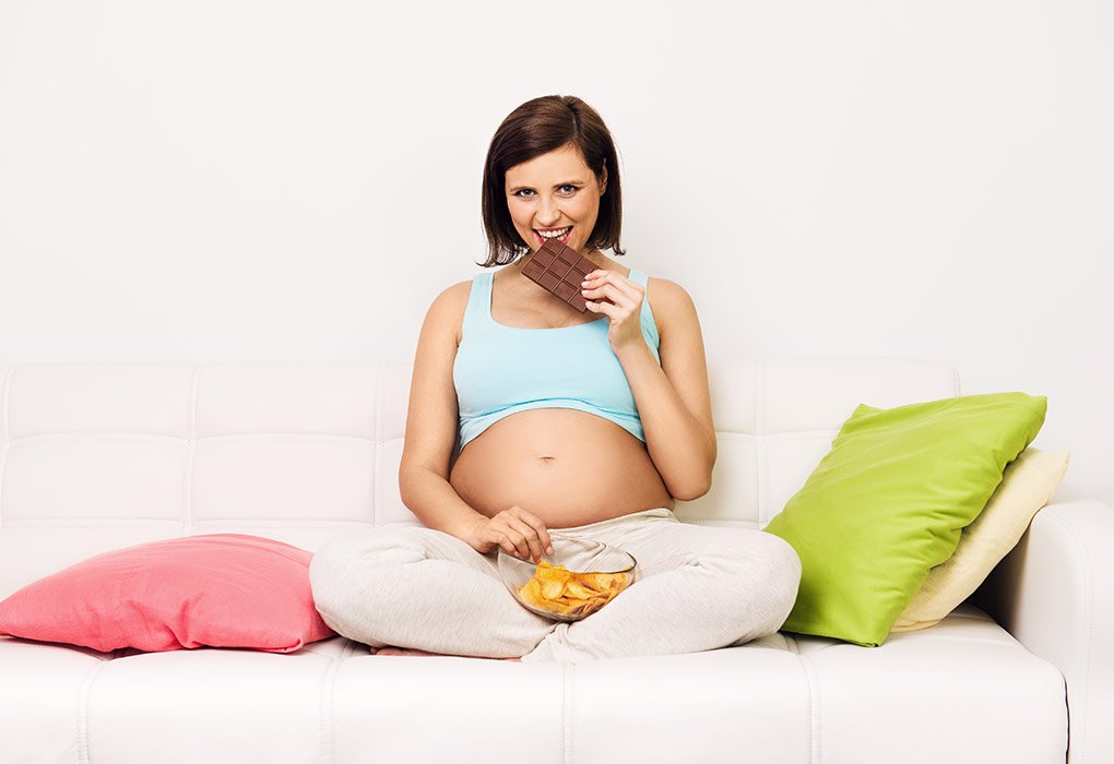 Overeating During Pregnancy. Is It Dangerous?