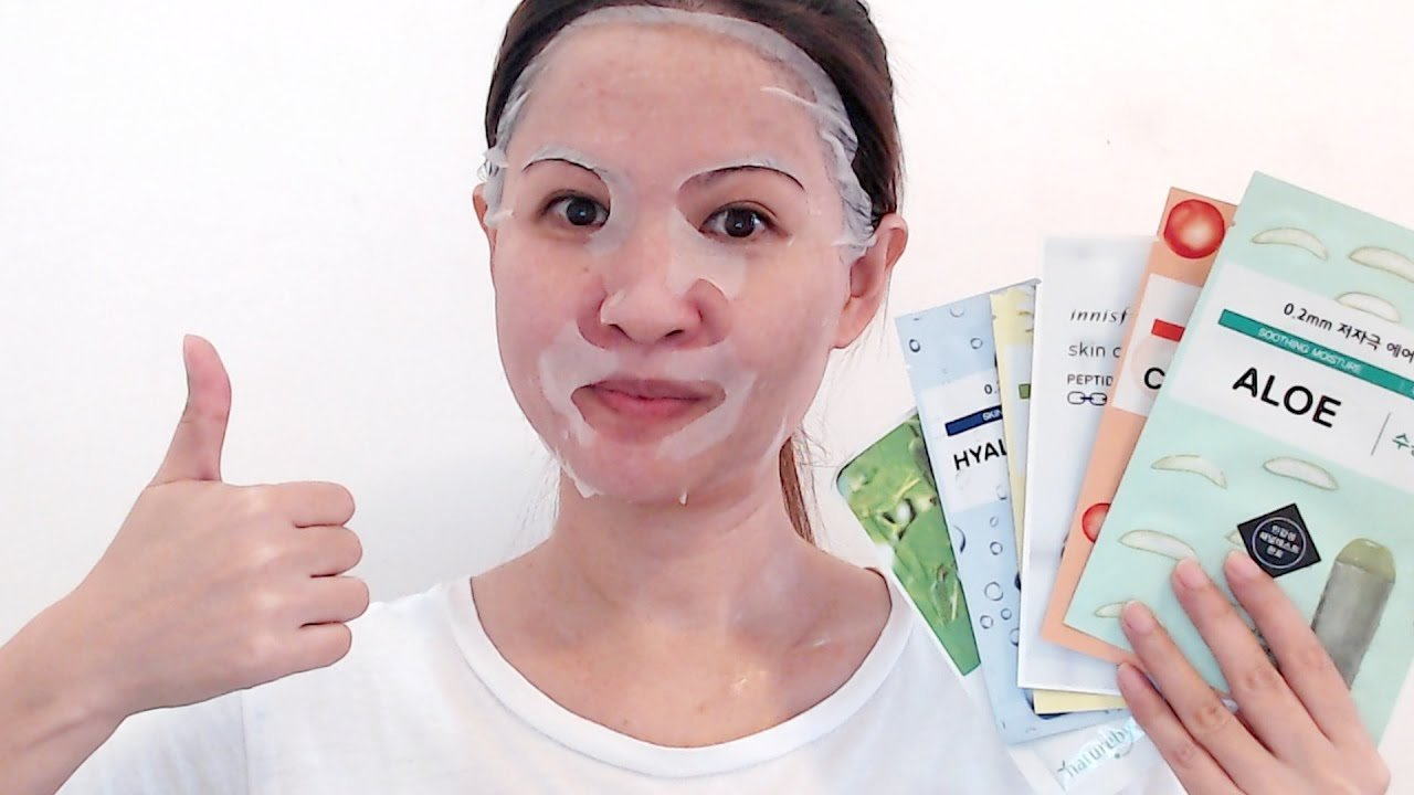 The Use Of Masks For Facial Acne And Oily?
