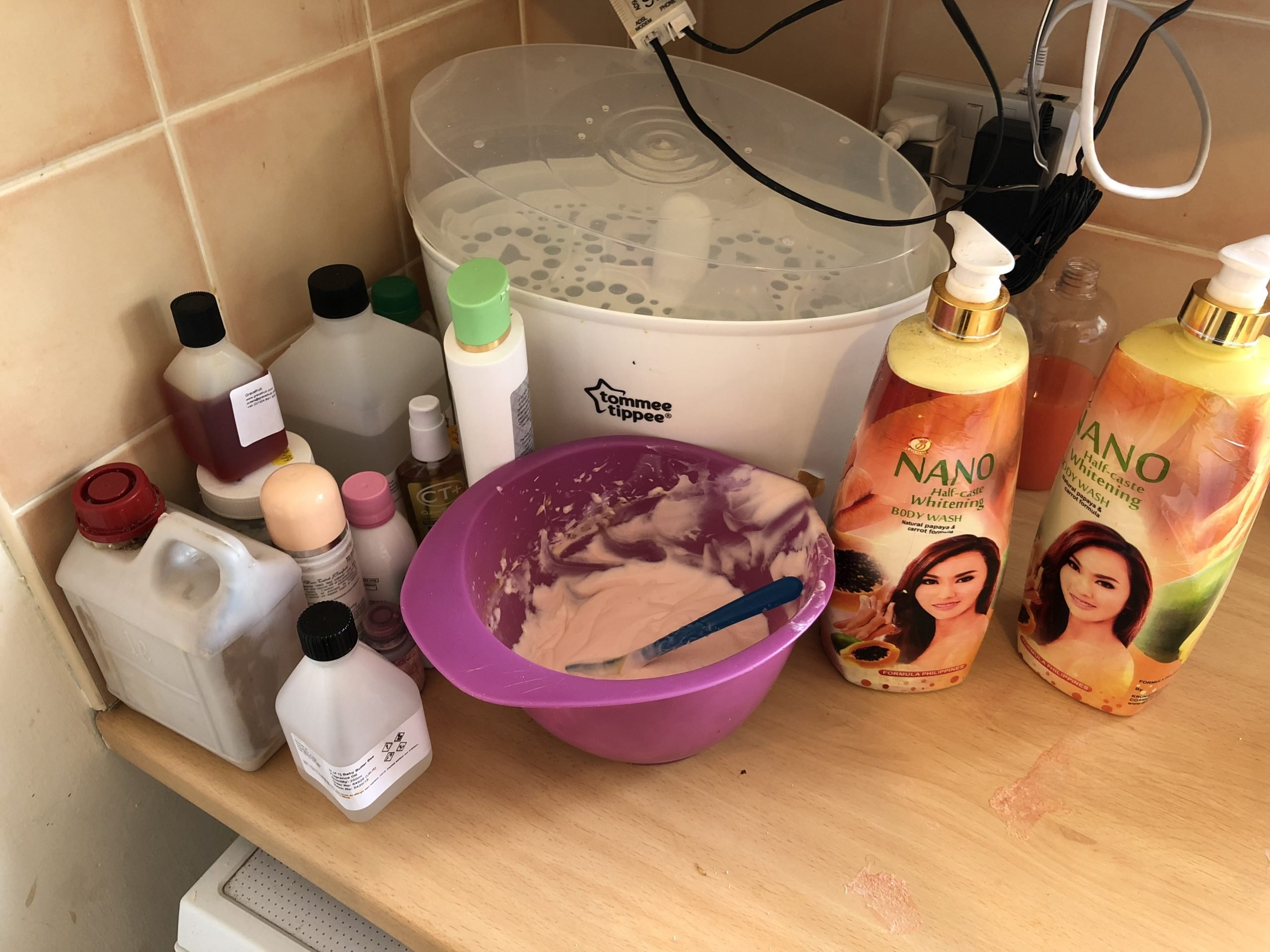 Dangers Of Using Concocted Skin Whitening Products?