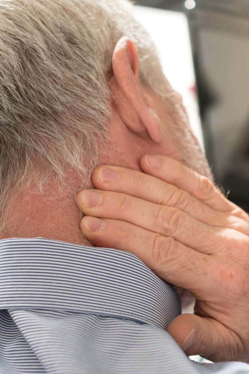 Causes Of Headaches In The Back Side Of The Left?
