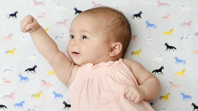 9-week-old Babies Do Not Want To Suckle As Usual?
