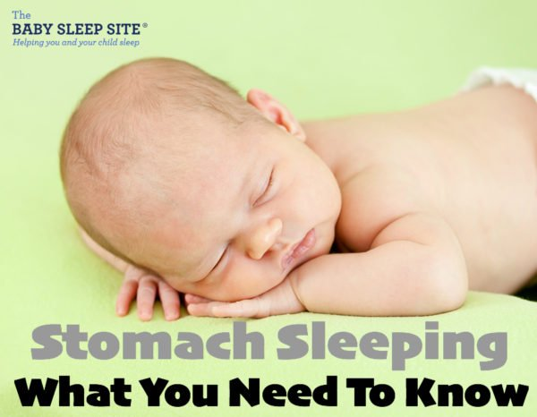 A 7-month-old Baby Cannot Lie On His Stomach?