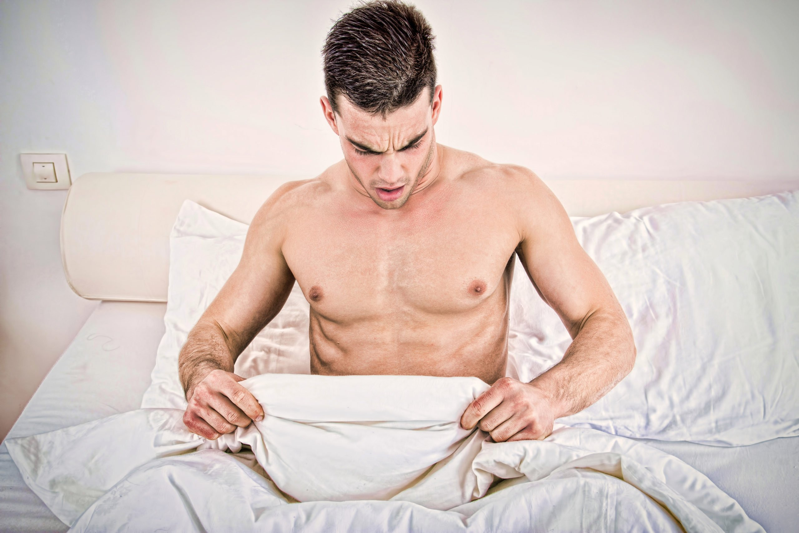 Penile Pain When Urinating Accompanied By Blood Discharge And Pain In The Testicles And Right Hip?