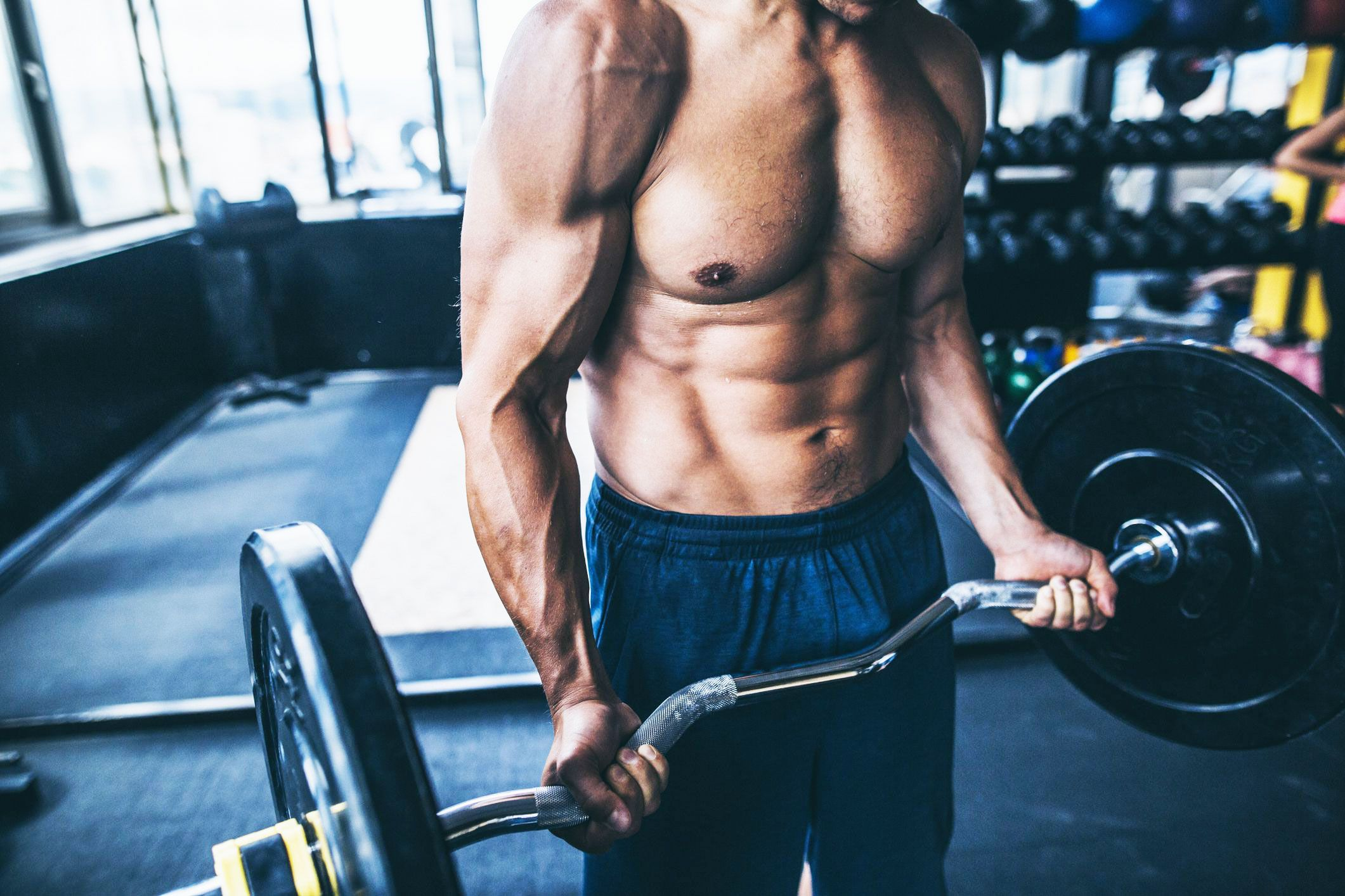 Muscles Like Being Pumped During Fitness?