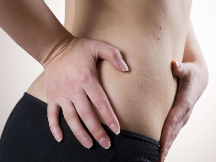 Right Abdominal Pain Accompanied By Back Pain And Leg Pain?