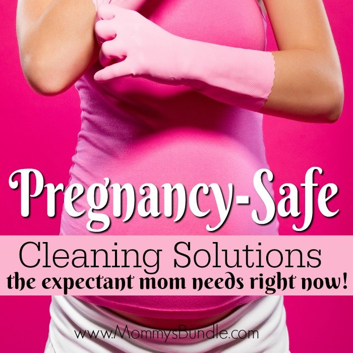 Love To Smell Floor Cleaner When Pregnant, Can It Be?