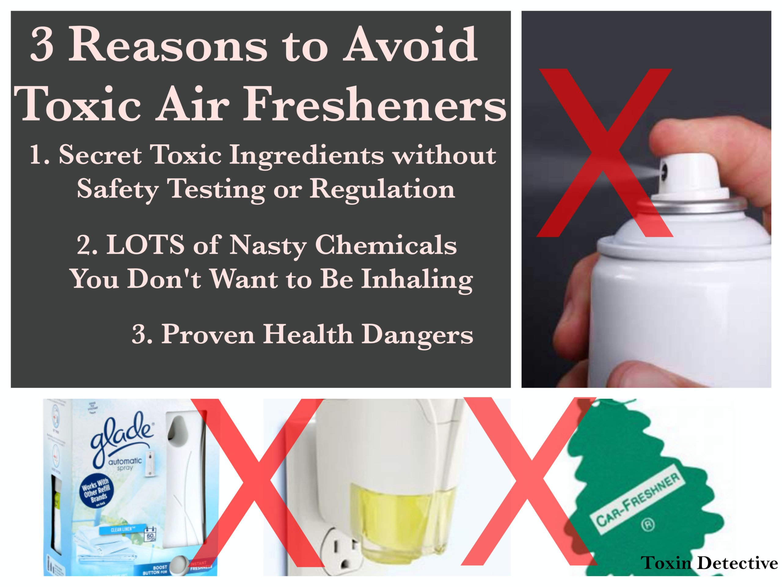 Safe Use Of Air Fresheners When Pregnant?