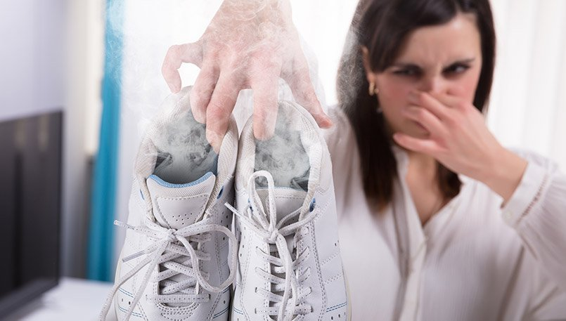 The Best Time To Put On Shoes After Treating A Sore Throat?