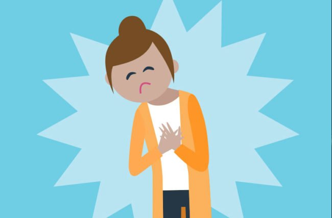 Chest Pain And Pressure Every Time You Wake Up?