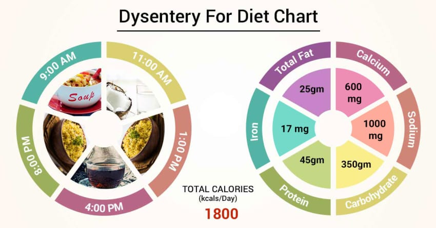 Handling Dysentery And Dietary Restrictions For Sufferers?