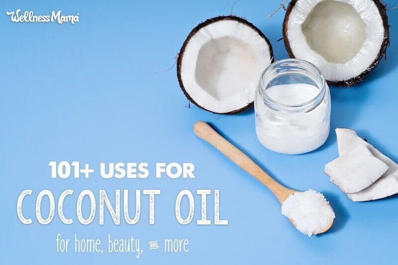Benefits Of Coconut Oil And How To Increase Children's Weight?