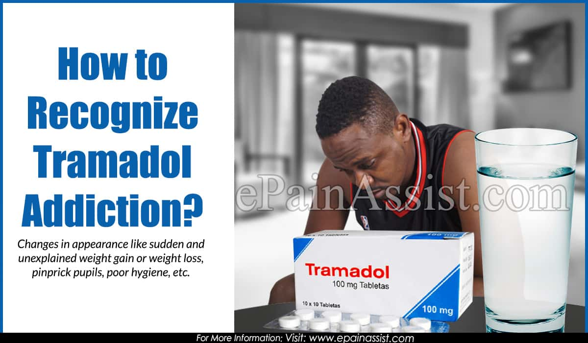 How To Deal With Tramadol Addiction?
