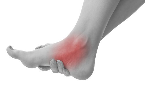 Pain In The Instep And A Feeling Of Weakness To Lift The Heel?