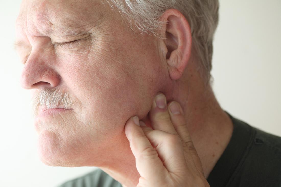 Pain In The Lower Jaw That Makes It Difficult To Chew?