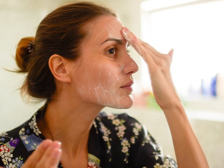 The Face Peels Off After The Use Of Face Cream?