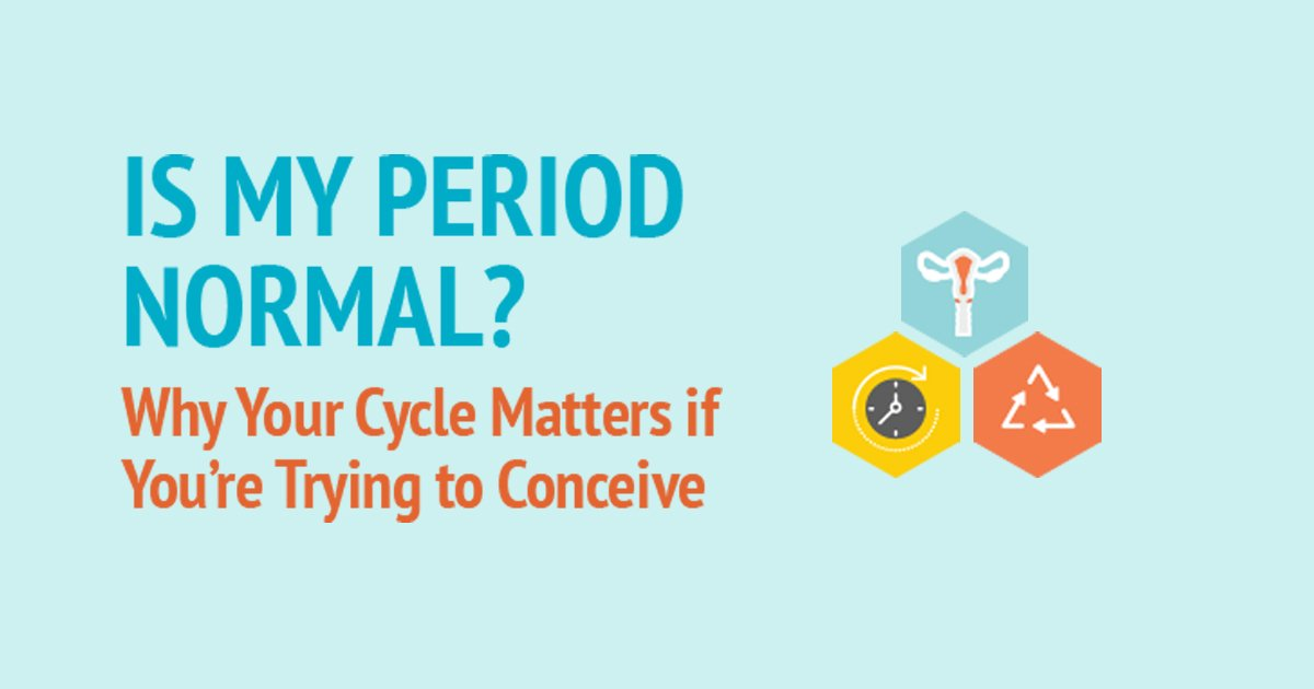 Regular Menstruation But The Results Of The Examination Indicated That The Eggs Were Small?
