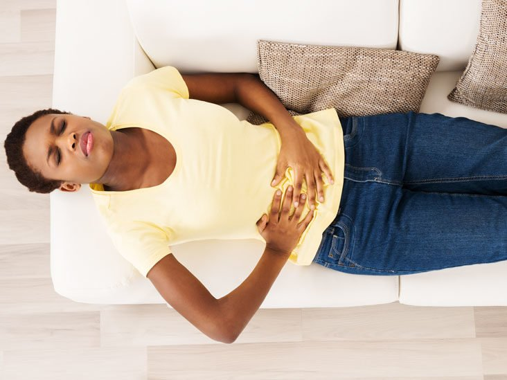The Cause Of Stomach Pain, Heat And Accompanied By Diarrhea?