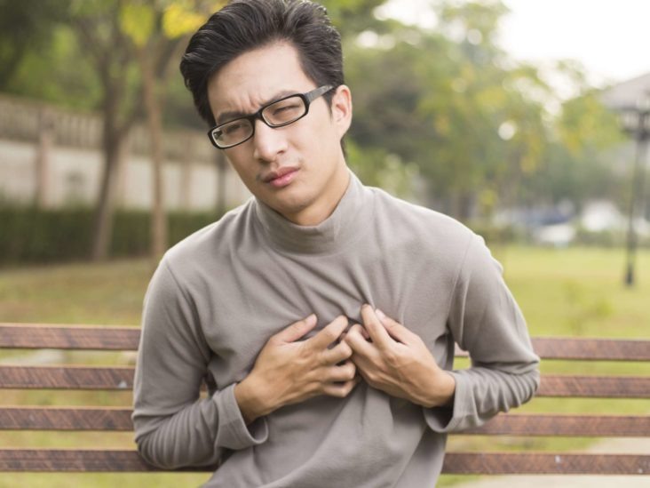 Flatulence And Frequent Belching Accompanied By Left Chest Pain?