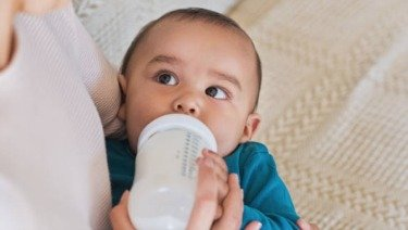 Consumption Of Infant Formula For Adults?