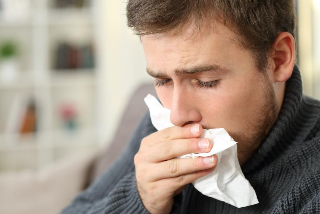 Is A Thick Bloody Cough After A Fall Dangerous?
