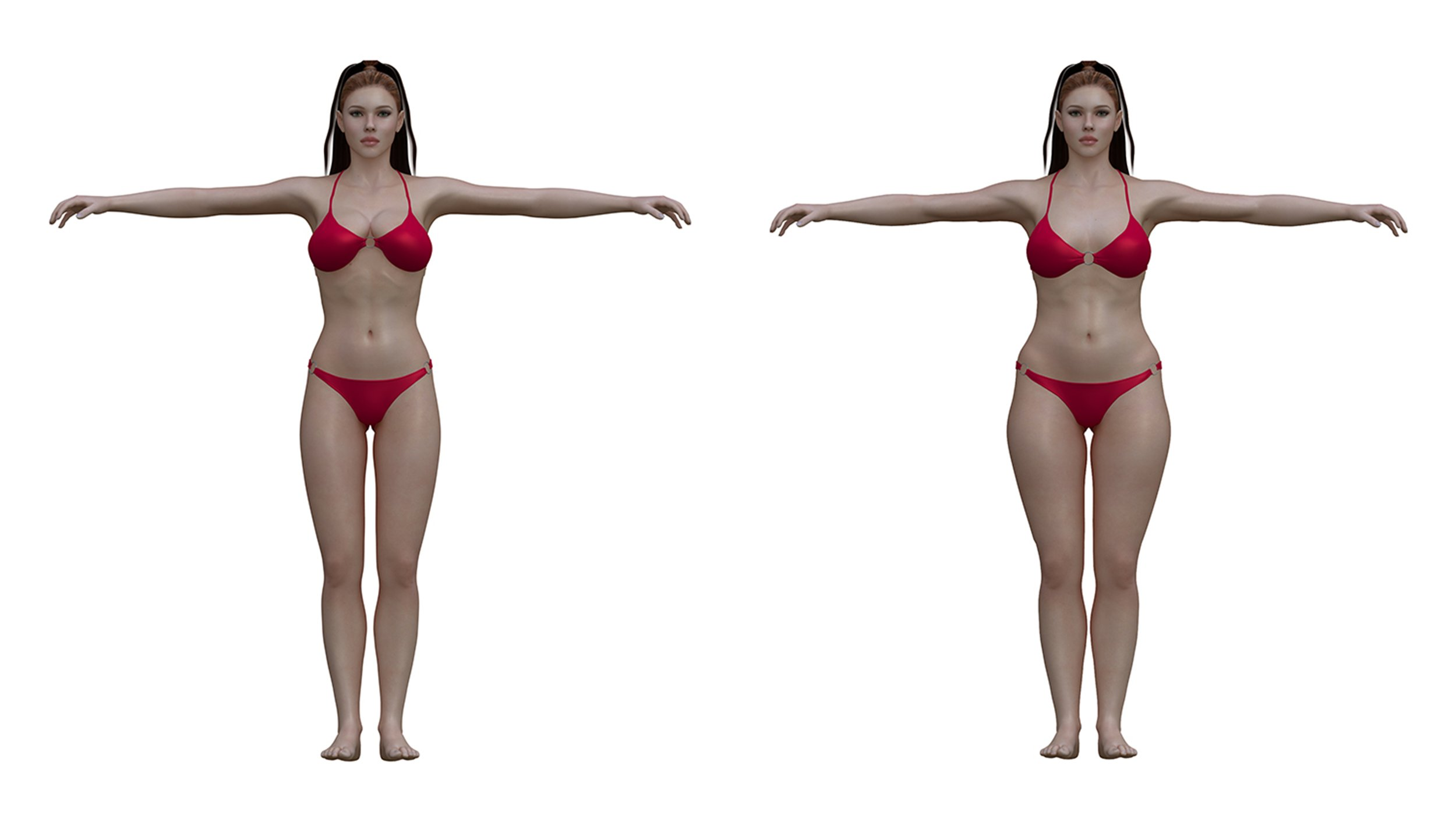 Normal Values for The Shape And Size Of A Woman's Uterus?
