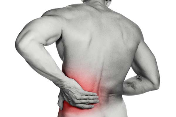 Pain In The Lower Left Back Area?