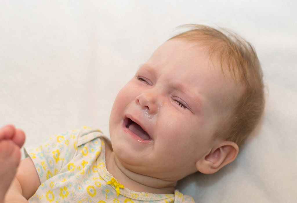 Shortness Of Breath In Infants Aged 7 Months?