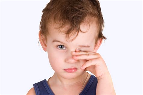 Itchy And Watery Eyes In Babies From Birth To 3 Weeks Of Age?